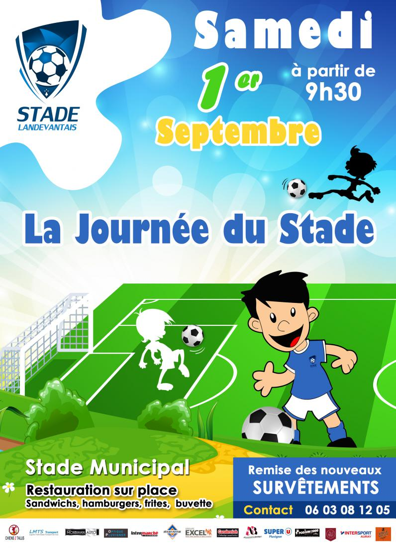 EVENT : La journée Stade Landévantais