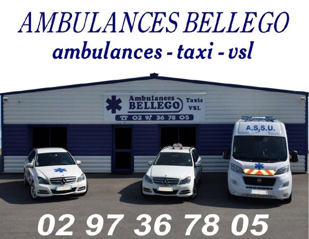 Ambulance BELLEGO
